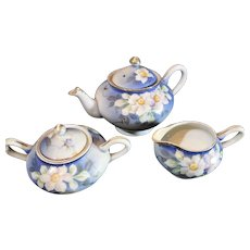 T. S. Nippon Tea Set after 1891