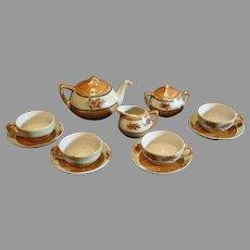 Japanes Children's Tea Set 1930 Mint