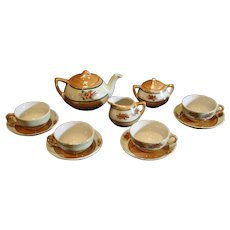 Japanes Children's Tea Set 1930 Mint