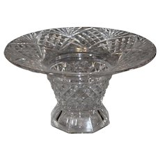 Baccarat Crystal Center Bowl - early 1900s