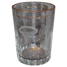 Moser Crystal Champagne Cooler