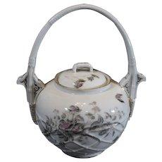 Limoges Double Spouted Teapot - 1868