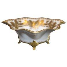 Nippon Gold Encrusted Porcelain Bowl - Noritake