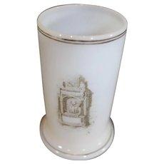 Richardson Vitrified Opalescent Glass - Shakespear Monument - 1847