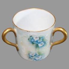 Miniature Royal Vienna Loving Cup - Vintage 1980s