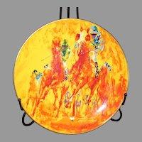 Royal Doulton - WInning Colors - LeRoy Neiman