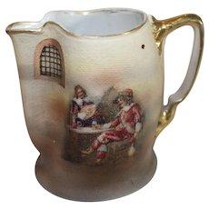 Royal Bayreuth Bavarian Porcelain Pitcher - early 1900s