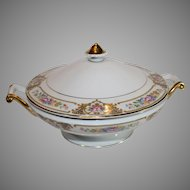 Hutchenreuther Covered Serving Dish - Handles - 1925-39