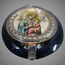 MIniature Rosary in Compact