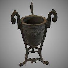 Victorian Style Urn - circa 1900s