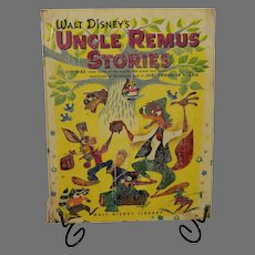 Walt Disney's Uncle Remus Stories - 1947 - my copy
