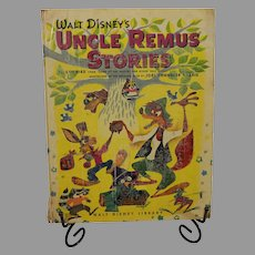 Walt Disney's Uncle Remus Stories - 1947 - my copy