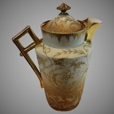 Leonard Austrian Tea Pitcher - late 1800s