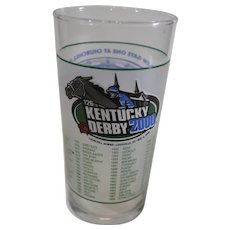 Kentucky Derby Mint Julep - 2000 - 126th Event
