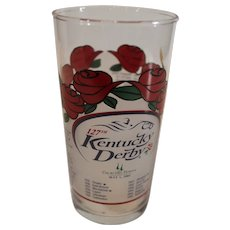 Kentucky Derby Mint Julip Glass - 2001 - 127th Derby