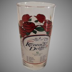 Kentucky Derby Mint Julip Glass - 2001 - 127th Derby