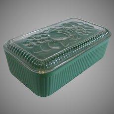 Vintage Refrigerator Storage Box - 1940s