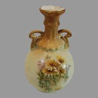 Austrian Art Nouveau Vase - late 1800s