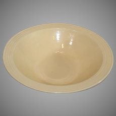 Bauer Ivory Multiring Serving Bowl - 1940s