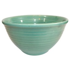 Bauer Multiring Green #12 Mixing Bowl