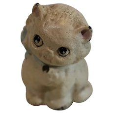 Cast Iron - Vintage Kitten - 1920s