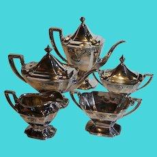 Adam Tea Service - 5 Pieces - 1914
