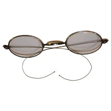 Antique Gold-filled Eye Glasses - late 1800s