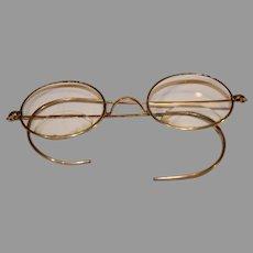 Antique Bifocals - rare - late 1800s
