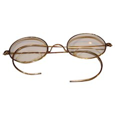 Antique Bifocals - rare - late 1800s