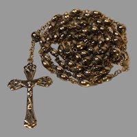 Sterling Silver Rosary - St. Anne de Beaupre - Notre Dame de Paris