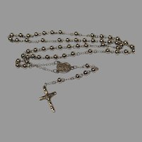 Rosary Florence Duomo Cathedral Vintage