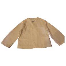 Hapidaz Cotton Toddler Jacket - Vintage - 1940s