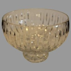 Vintage Waterford Footed Bowl - Marquis