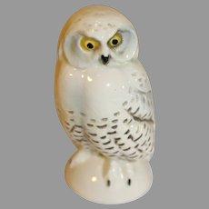 Vintage Goebel Porcelain Owl - West Germany 1980s