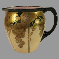 Jean Pouyat French Cream Pitcher - c. after 1891
