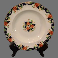 Set of 7 John Maddock and Son Soup Bowls - Majestie Pattern - c. 1896