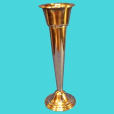 Antique Gorham Electroplate Silver Vase