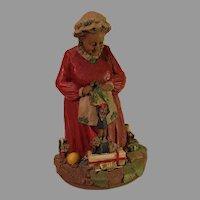 Vintage Tom Clark - Mrs Clause II - 1987
