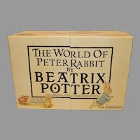 Beatrix Potter - The World of Peter Rabbit - 23 Books - 1988