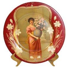 Vienna Art Plate - 1905 - Advertising Plate