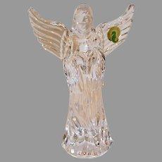 Vintage Waterford Crystal Angel