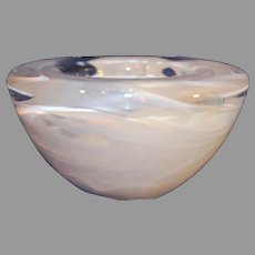 Costa Boda Crystal Votive Bowl - Anna Ehrner