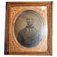 Set of 3 - Tin Type Photos - late 1800s