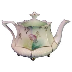 R S Prussia Tea Pot - late 1800s