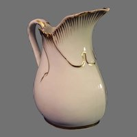 Haviland and Company Porcelain Water Pitcher - 1865-1875