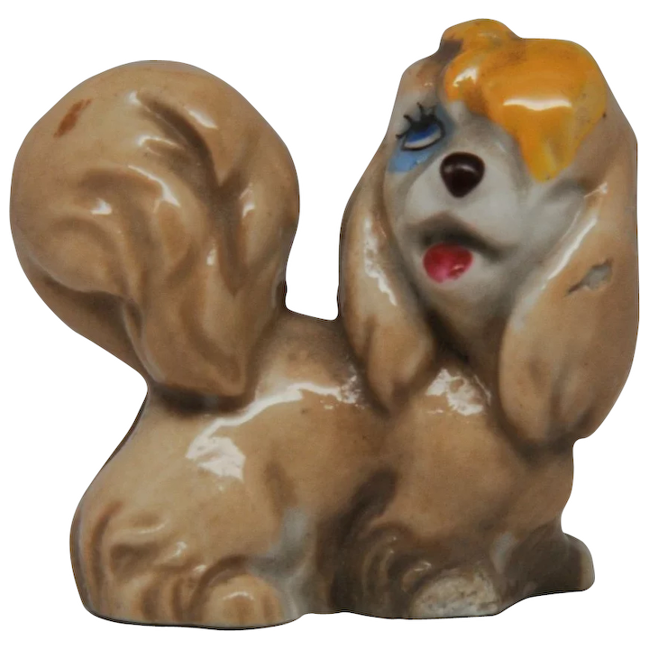 Wade Peg Dog From Walt Disney Lady And The Tramp Great Finds Ruby Lane