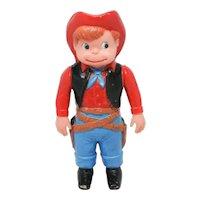 Marx Cowboy Cute Wind Up Toy