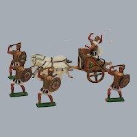 Johillco Roman Chariot and Soldiers Quo Vadis John Hill