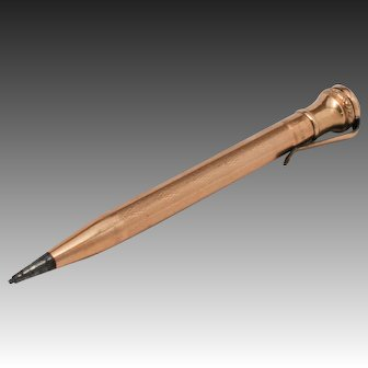 Wahl Eversharp Gold Filled Mechanical Pencil