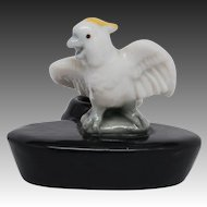 Wade First Whimsies Zoo Lights Candle Holder - Cockatoo Bird